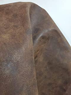 Best distressed leather material Reviews