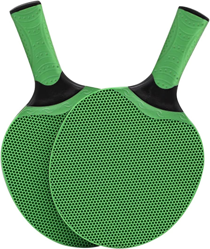 YUMEI Complete Free Shipping 2-Piece Table Tennis Grip Racket Surface Honeycomb Oklahoma City Mall