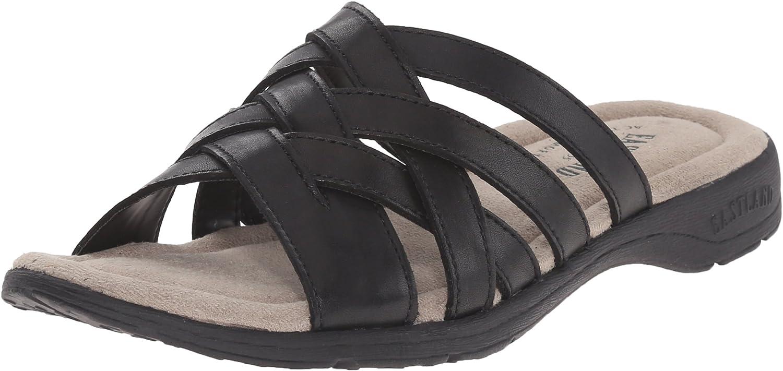 Eastland Woherren Hazel Dress Sandal, schwarz, schwarz, 8 W US  erstklassiger Service