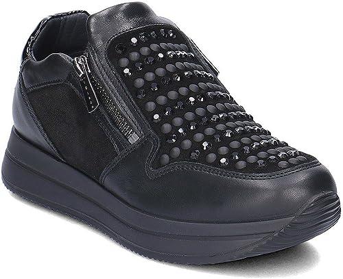 Igi&Co 87580 Slip On mujer negro 39
