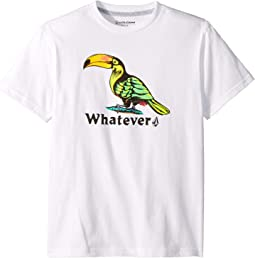 Bad Bird Short Sleeve Shirt (Big Kids)