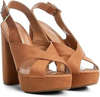 1e7a4a664f Moda - Vizzano - Sandálias   Calçados na Amazon.com.br