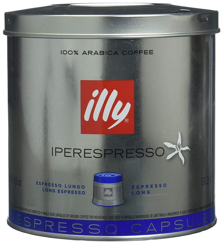 Sale Special Price illy Coffee iperEspresso Capsule Ranking TOP10 Lungo Medium Roast Espresso P