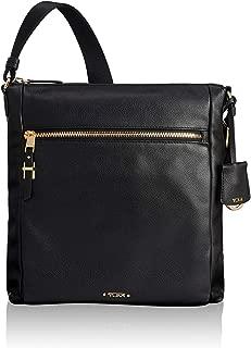 Voyageur Canton Leather Crossbody Bag - Satchel Purse for Women