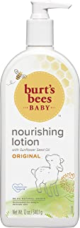 Burts Bees Baby Bee Nourishing Lotion Original for Kids - 12 oz Lotion