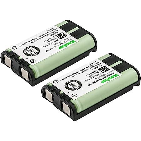 RadioShack 3.6V//830mAh NiMH Battery Panasonc HHR-P104A