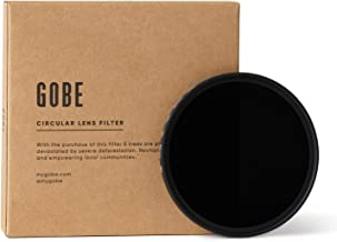 Gobe 86mm ND256 Stop  Lens Filter  2Peak