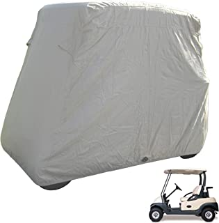 Deluxe 2 Seater Golf Cart Cover roof up to 58