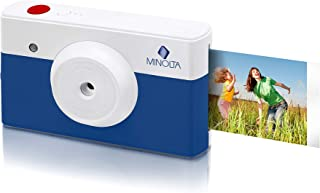 Minolta Instapix 2 in 1 Instant Print Digital Camera & Bluetooth Printer