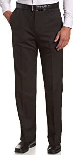 Men's Cool 18 Hidden Expandable-Waist Plain-Front Pant , Classic Fit