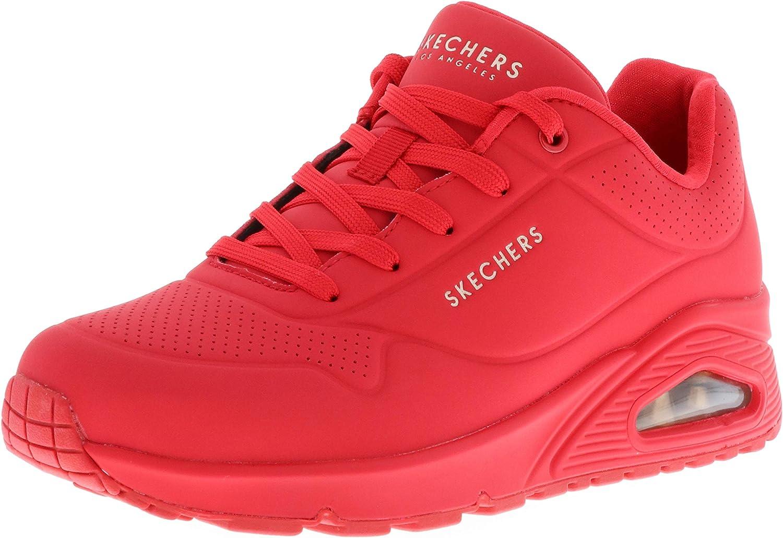 Skechers Women's Street Uno-Stand on Air Sneaker