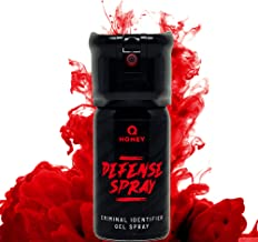 Gel Spray Criminele Identificatie 40ml | Met veiligheidsdop | Noodspray voor het markeren van criminelen | Wettelijk in Ne...