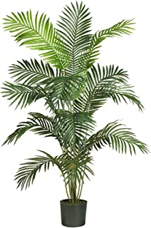 Nearly Natural 5260 Paradise Artificial Palm Tree, 5.5-Feet, Green