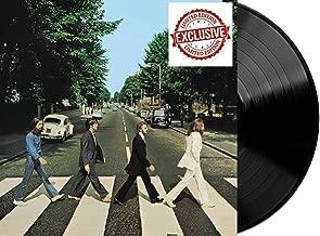 Abbey Road - Exclusive Limited Edition Vinyl LP & Large T-Shirt Bundle