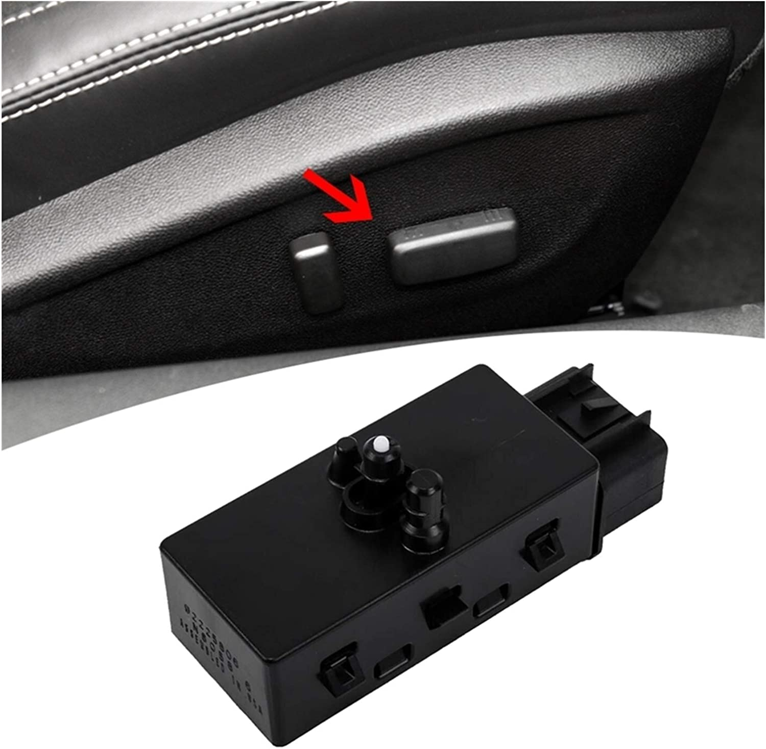 GAOZ New Passenger Right Side Power Seat Direct sale of manufacturer Don't miss the campaign Acc Car Adjuster Switch