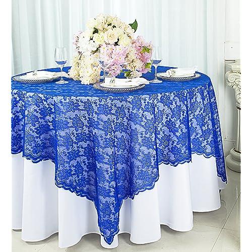 Royal Blue Lace Wedding Decorations For Under 20 Dollars Amazon Com