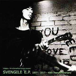 I-Robots - Turin Dancefloor Express Present: Svengile 1977 - 2017 (40th Year Anniversary) - EP