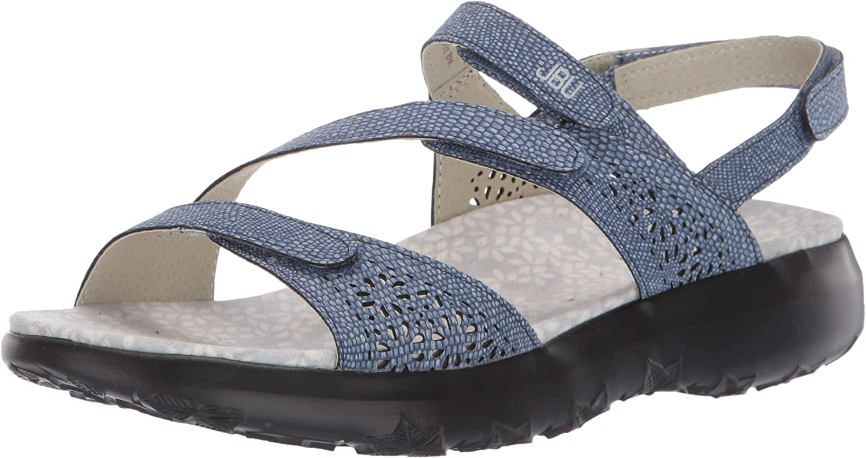 Jambu Womens Sweet Pea Flat Sandal