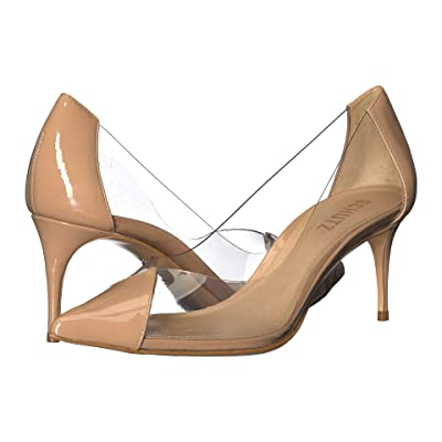 Schutz Garthy (Honey Beige Vinil/Verniz) Women