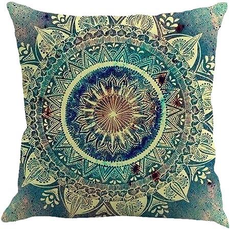 B Kissenbezug 45 x 45 cm,LuckyGirls Exquisit Throw Taille Kissenh/ülle Sofa Home Decor Pillow Cover