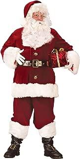 Costumes Men's Adult Super Deluxe Santa Suit