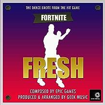 Fortnite Battle Royale - Fresh - Dance Emote