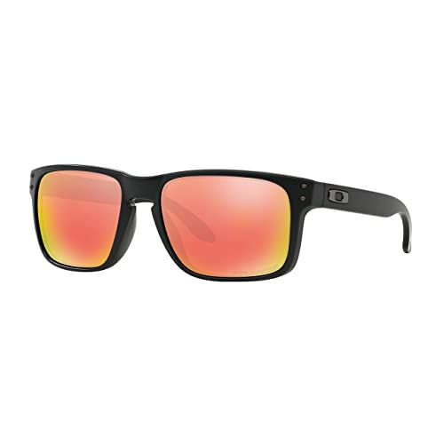 594fba32c81 Oakley Men s Holbrook Polarized Rectangular Sunglasses