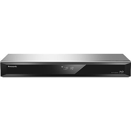 Panasonic Dmr Bct760eg Blu Ray Recorder 500gb Hdd Wiedergabe Von Blu Ray Discs 2 X Dvb C T Schwarz Heimkino Tv Video