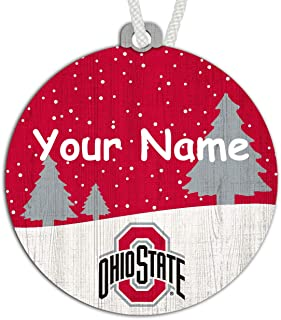 Best state christmas ornaments personalized Reviews