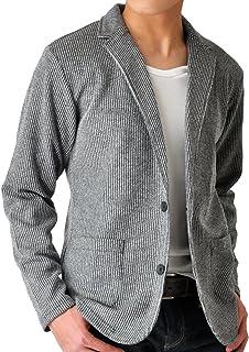 (アローナ) ARONA ジャケット メンズ シャドーストライプテーラードジャケット ストレッチ ブレザー ゴルフ ゴルフウェア メンズ/YC
