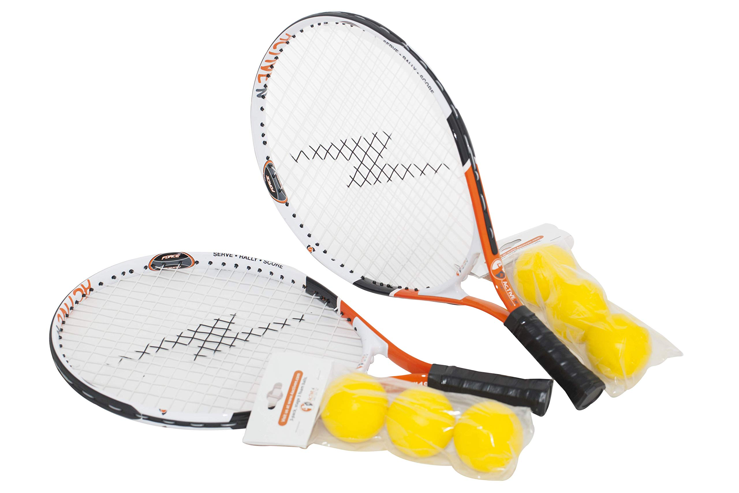 active Tennis Racket inches 2 Pack
