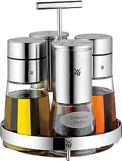 WMF 福腾宝 De Luxe系列调味品套具 5件装 667866030