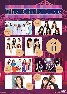 The Girls Live Vol.11 [DVD]