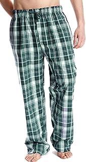 Tom Franks Mens Plaid Polycotton Pyjama Bottoms Lounge Wear Trouser