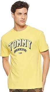 Tommy Jeans Men's TJM ESSENTIAL 3D LOGO T-Shirt