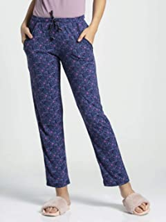Jockey Women's Straight Fit Relaxed Pants