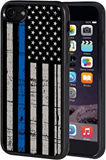 thin blue line cell phone case