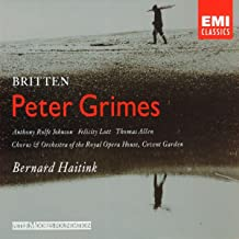 Peter Grimes Op. 33, ACT 1 Scene 1: Let her among you without fault cast the first stone (Ellen/Hobson/Mrs Sedley/Ned)