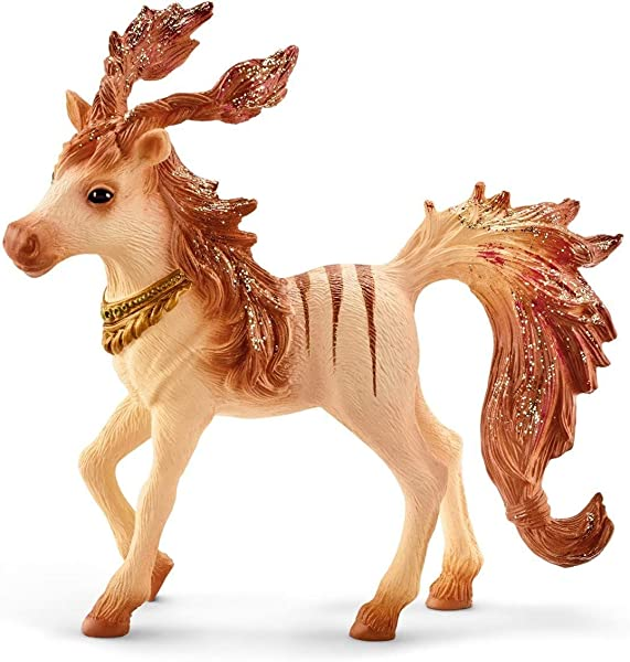 Schleich North America Marween S Striped Foal Figure