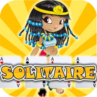 Cleopatra Dream Solitaire Free Games for Kindle Fire HD Best Offline Free Solitaire Games for Kindle 2015 Unique Solitaire Classic Original Cards Games