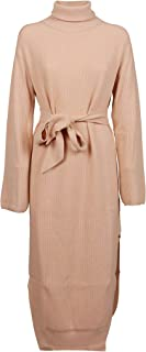 NANUSHKA Luxury Fashion Womens CANAANAPRICOT Pink Dress | Fall Winter 19