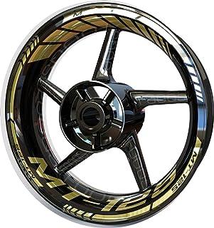 Suchergebnis Auf Für Yamaha Mt 125 Aufkleber Magnete Zubehör Auto Motorrad