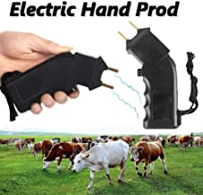 Electric Hand Cattle Prod Shock Cattle Prod Goat Cattle Pig Livestock Tool 6000v