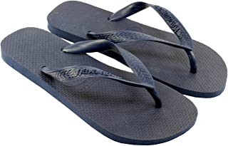 havaianas Unisex-Adult's Top Flip Flops, Blue (Navy Blue), 4/5 UK