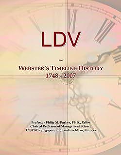 LDV: Webster's Timeline History, 1748 - 2007