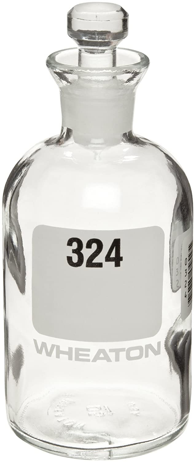 Wheaton 227497-14 BOD lowest price Bottle 300mL Numbered Stopper Robotic Ranking TOP1 3