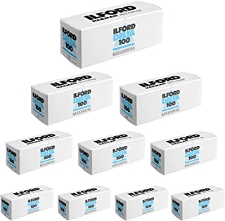 Ilford Delta 100 120 Pack of 10