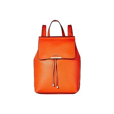 GUESS Varsity Pop Backpack (Orange/Coral) Backpack Bags