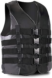 XGEAR Adult USCG Life Jacket Vest Water Sports