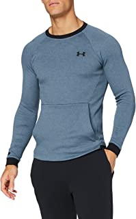 Under Armour Men's Unstoppable 2x Knit Crew Warm-up Top